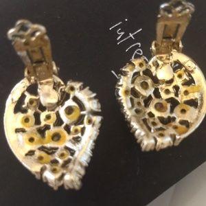 Jewelry - Beautiful! Aurora Borealis vintage earrings